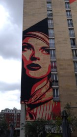 Shepard Fairey - Rise Above Rebel
