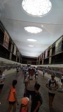 La traversée de l'Ancien Musée de Peinture